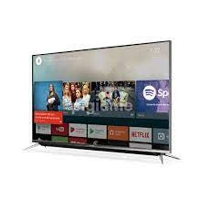 Skyworth 55 Inch UHD 4K Android LED Frameless TV image 1