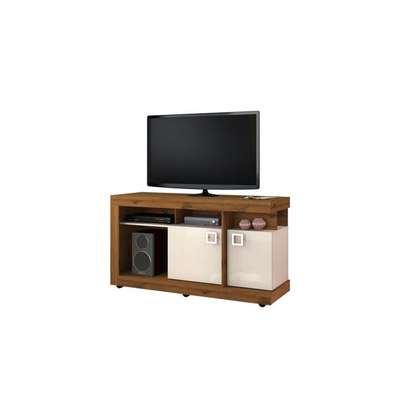 TV Stand Unit For Up To 55' TV - DJ Moveis , Due image 1