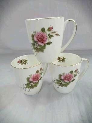 Bone china cups image 1