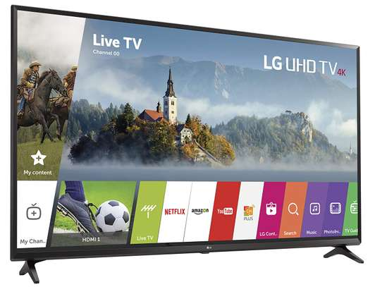 LG 43-Inch 4K Ultra HD Smart LED TV image 1