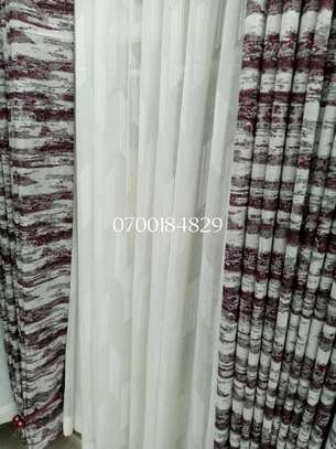EXTRA HEAVY FABRIC CURTAINS image 10