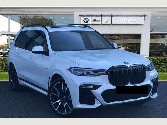 BMW X7 2020 X7 xDrive30d M Sport 3.0 5dr