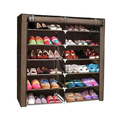 Executive Portable Modern Shoe Rack image 4