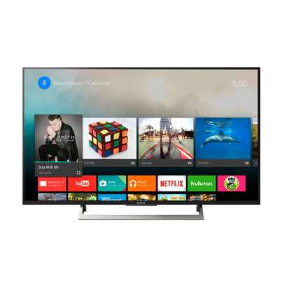 55 Inch Sony Ultra HD 4K Smart Android LED TV – KD-55X7500F image 1