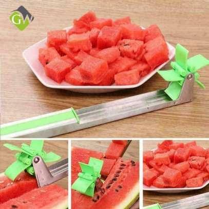 Windmill melon slicer. image 3