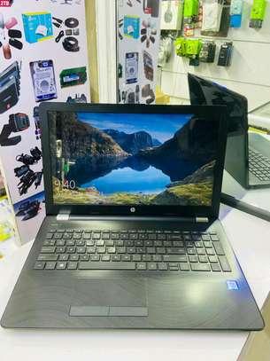 HP Laptop 15-bs0xx Intel core i3 4gb Ram 500gb HDD image 1