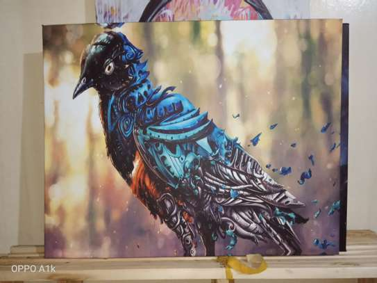 Canvas wall art frames image 3