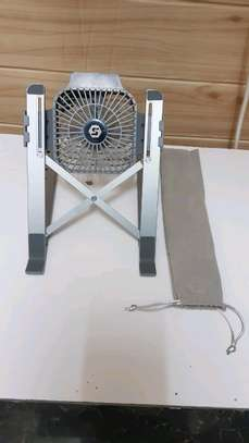 Foldable Laptop Stand with a Cooling Fan image 3