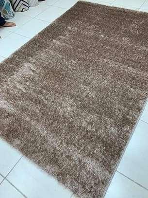 soft Turkish carpet beige image 1