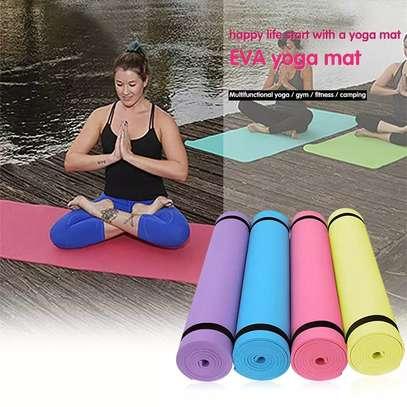 Exercise yoga mats image 3