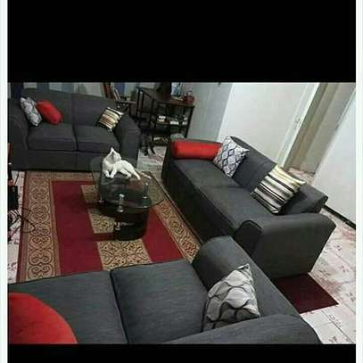 7 Seater Fibre Filled Sofa