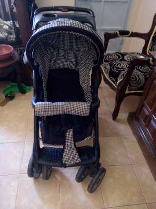 baby foldable stroller image 2