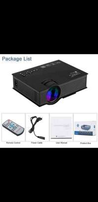 Uc46 portable projector image 2