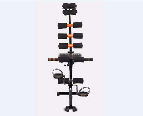 Six Pack Care AB Bench With Pedal image 2