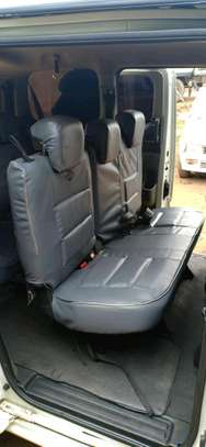 Central Kenya car seat covers