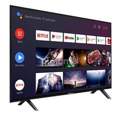 New 43 inches Hisense Smart Digital TVs image 1
