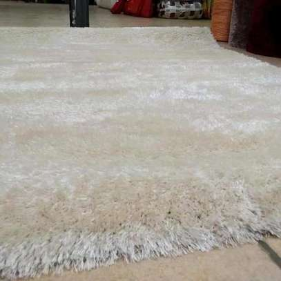 Turkish soft fluffy carpets image 3