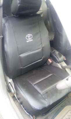 Toyota Tough Car seat covers