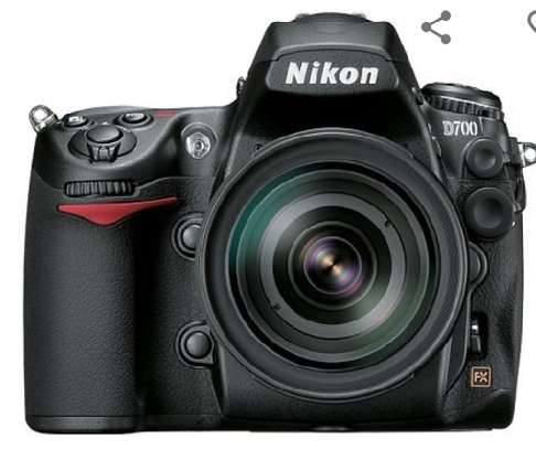 Nikon D700 12.1MP FX-Format CMOS Digital SLR Camera with 3.0-Inch LCD (Body Only) (OLD MODEL) image 1