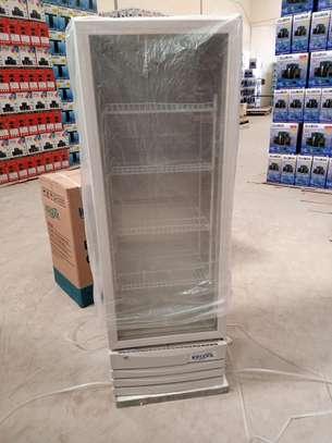Glass door fridge/drinks display chiller SC-310 image 3