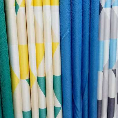 Curtains and Matching sheers image 10