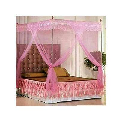 Mosquito Net Net With Metallic Stand image 1
