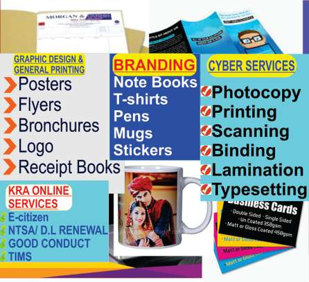 GENERAL PRINTING & BRANDING SERVICES image 4