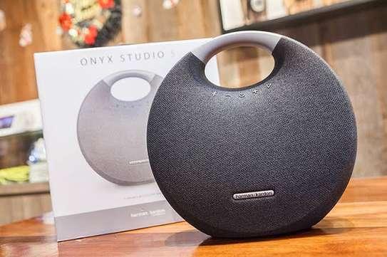 Harman Kardon Onyx Studio 5 Portable Wireless Bluetooth Speaker image 1