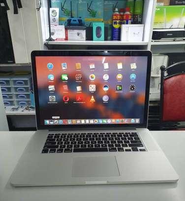 MacBook Pro 15 2015 Retina display intel core i7 16gb ram 512gb Ssd image 1