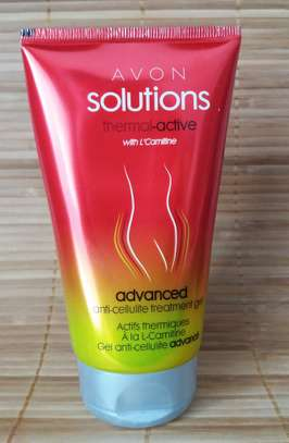 Avon Solutions Thermal-Active Anti-Cellulite Treatment Gel