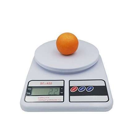 Digital Electronic kitchen 10 Kg weighing scale machine image 3