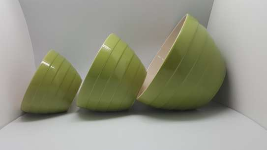 3pc bowl Set