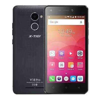 "X-TIGI V18 Pro- 5.0""- 16GB+1GB- 5MP- 3200mAh- Fingerprint - Android 8.1-Dual SIM image 1"