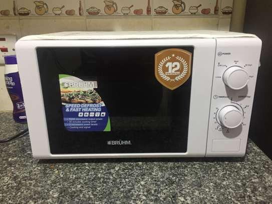 Bruhm microwave for sale