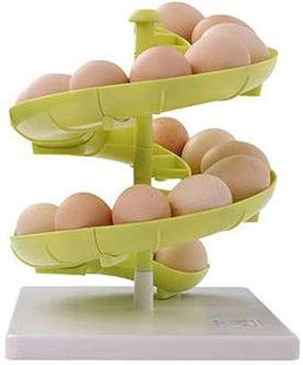 spiral fruit/egg holder image 1
