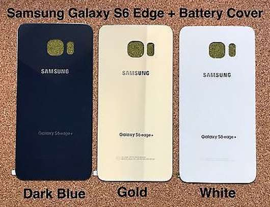 Battery Cover Replacement Back Door Housing Case For Samsung Galaxy S6 S6 Edge S6 Edge Plus image 4