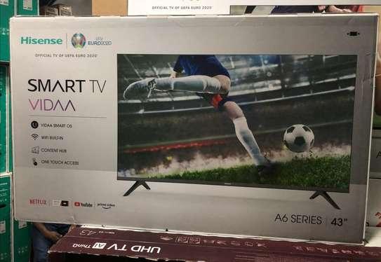 "Hisense 43"" Full HD Smart Frameless LED Television -Mid Month Discounts image 1"