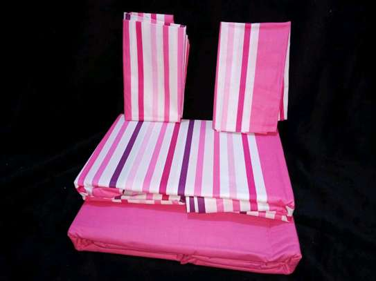 Cotton bedsheets 6*6 image 3