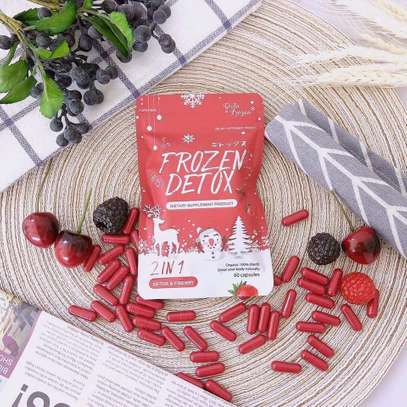 FROZEN DETOX 2in1 CAPSULES