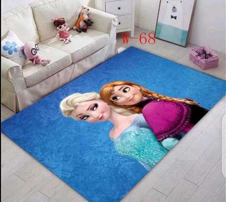 Cartoon themed carpets image 1