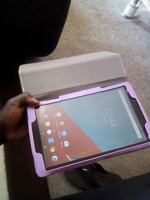 A tab tablet