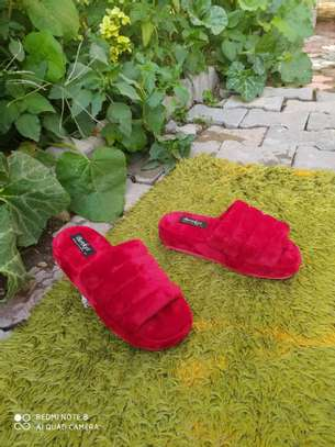 Red Sandals image 1