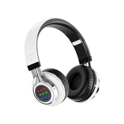 BOROFONE BO5 Star Sound Wired Headphones With Mic, 3.5mm Audio image 1