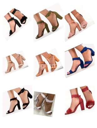 Ladies shoes (ladies Hills) image 3