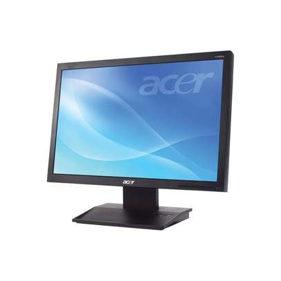 Acer 19 Inch Widescreen LCD TFT Monitor image 1