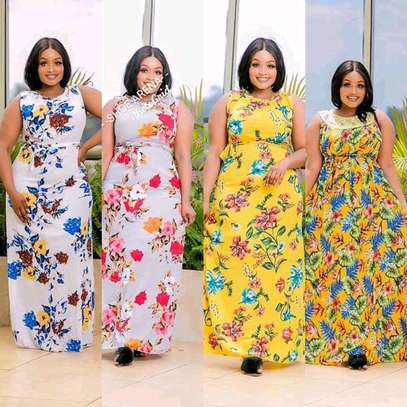 Full ankara dresses image 1