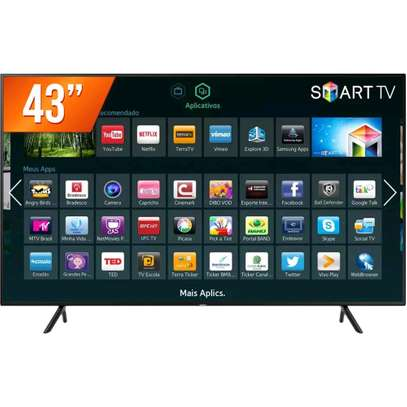 Samsung 43 inches smart 4k tv