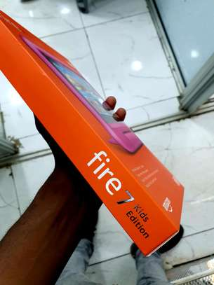 Amazon Fire 7 kids edition (Kids learning tablet). Age 3+ image 3