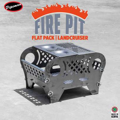 Pipeman, Fire Pit Flat Collection image 2