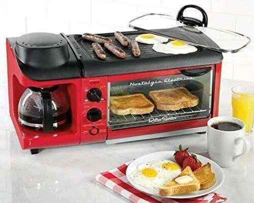 3 in 1 breakfast machine image 2